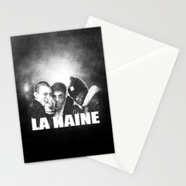 La Haine Stationery Cards