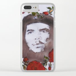 El Ché Clear iPhone Case