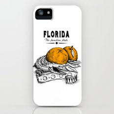 Florida iPhone (5, 5s) Slim Case