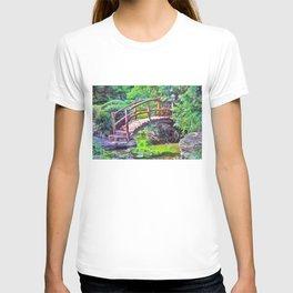 Isamu Taniguchi Garden T-shirt