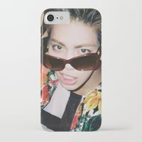 shinee iPhone & iPod Cases featuring Jonghyun - SHINee by Felicia