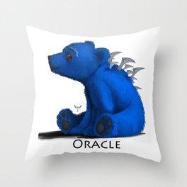 Oracle Throw Pillow
