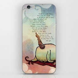 Bunkin iPhone Skin