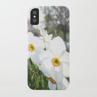 flora iPhone & iPod Cases featuring Flora by Kakel-photography