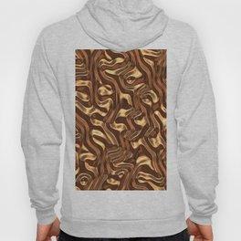 Bronze metal texture Hoody