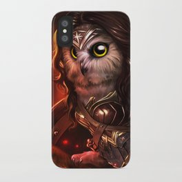 wonder owl iPhone Case
