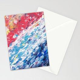 Ocean Skew Stationery Cards