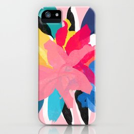 lily 14 iPhone Case