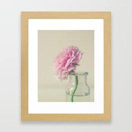 In the Moment Framed Art Print