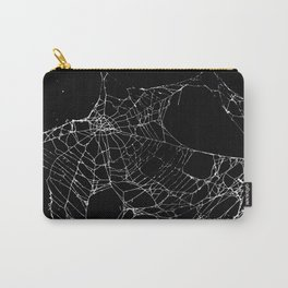 Goth SpiderWeb  Carry-All Pouch