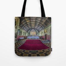 Faith Is The Victory Tote Bag