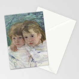 Celebrating Mary Cassat and her sisters Stationery Cards