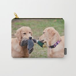 Is It My Turn Yet Carry-All Pouch