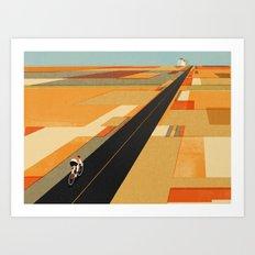 Sameness Art Print