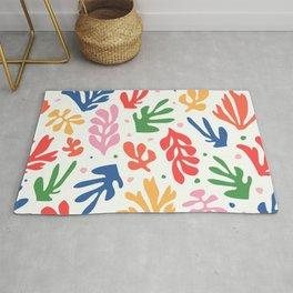 Nature Leaf Cut Outs | Henri Matisse Series Rug