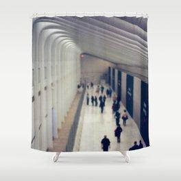 World Trade Center, Freedom Tower Transit Center Shower Curtain