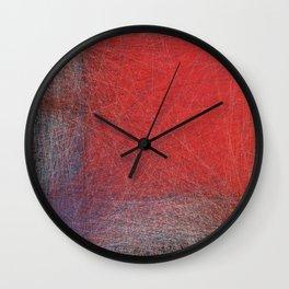 Mondri Lines Wall Clock