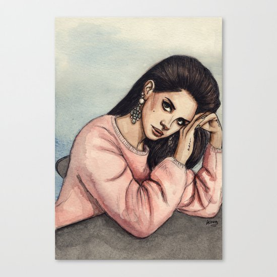 LDR II Canvas Print