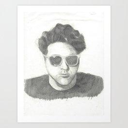 brett Art Print