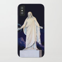LDS Christus iPhone Case