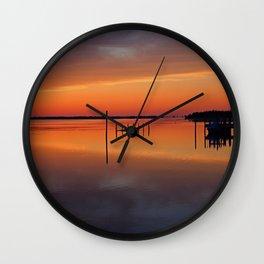 The Seduction Wizard Wall Clock