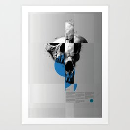 What is Death? 3 Art Print