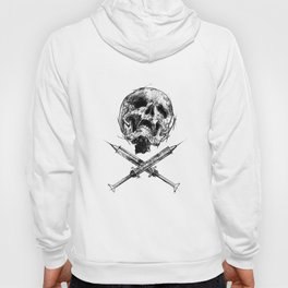 Skull and Syringes Hoody