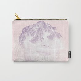 head in the mountains Carry-All Pouch
