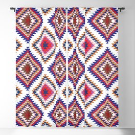 Aztec Rug Blackout Curtain