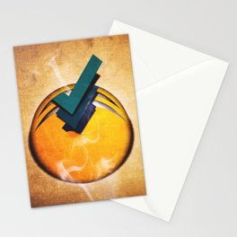 Check Mates Stationery Cards