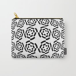 Tribute to Vasarely 2 -visual illusion Carry-All Pouch