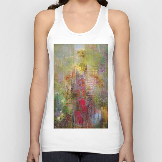 The leader Unisex Tank Top