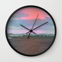 The Seagulls 4 Wall Clock