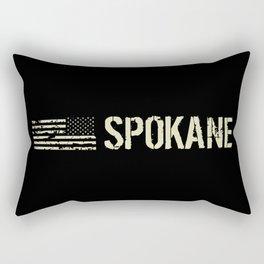 Black Flag: Spokane Rectangular Pillow