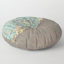 Iron Lace Floor Pillow