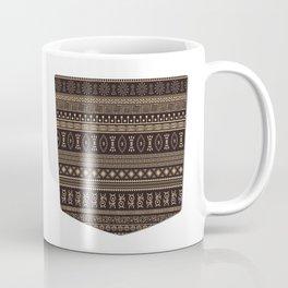 African Pocket Coffee Mug
