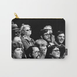 Wrestling Fans Carry-All Pouch