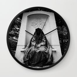 MYSTERIOUS   Wall Clock