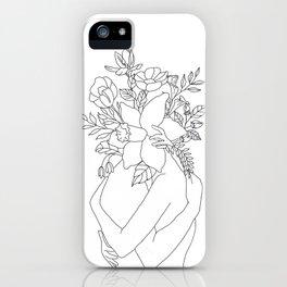 Blossom Hug iPhone Case