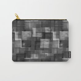 Squares Interrupted Carry-All Pouch
