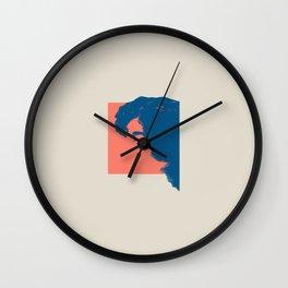Abschied Wall Clock