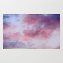 Pink Clouds Rug