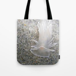 Frosted Nudibranch... Tote Bag