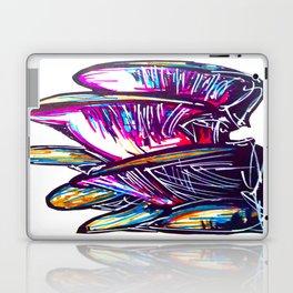 Mushing Rooms Laptop & iPad Skin