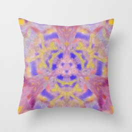 Bewitched, Bothered and Bewildered Throw Pillow