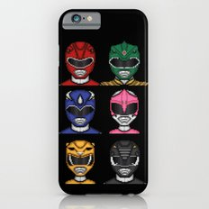 It's Morphin' Time! iPhone 6s Slim Case