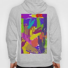 Colorful abstraction Hoody