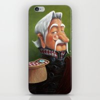 general iPhone & iPod Skins featuring General by Jinwoo Kim