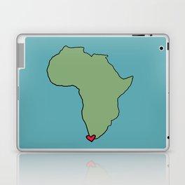 Ali Hearts Cape Town Laptop & iPad Skin