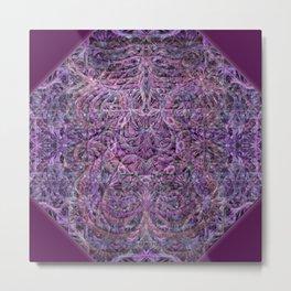 Harmonic Resonance Metal Print